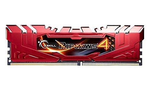 G.Skill DDR4 16GB 2133-15 Ripjaws 4 Red