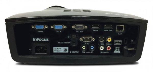 InFocus IN3134a    4200 Lumen XGA  3D-HDMI