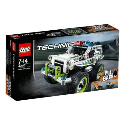 LEGO Technic 42047 Police-Interceptor
