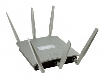 D-Link Wireless AC1750 Parallelband Access Point z PoE