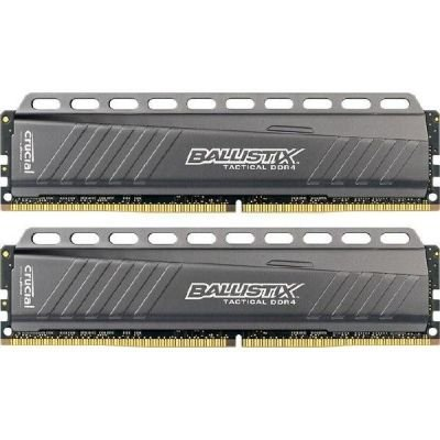 Crucial Ballistix Tactical 16GB 8GBx2 DDR4 2666 MT/s DIMM 288pin