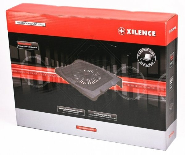 Xilence COO-XPLP-M400 Podstawka chłodząca do laptopa