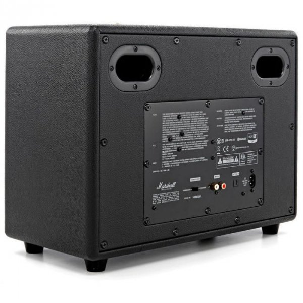 Marshall Woburn  (czarny) - aktywny głośnik(Bluetooth 4.0, AUX-In)