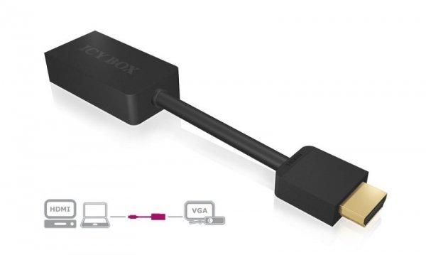 ICY BOX IB-AC502 HDMI->VGA Adapter
