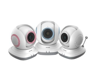 D-Link EyeOn Pet Monitor HD 360 PTZ,