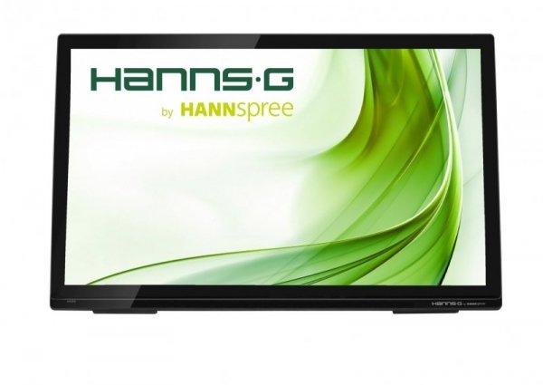 HannsG HT273HPB, Monitor czarny, HDMI, VGA, Sound