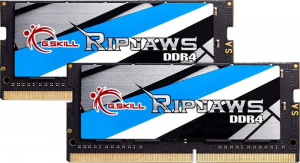 G.Skill SO-DIMM 8GB DDR4-2133 Kit, F4-2133C15D-8GRS, Ripjaws