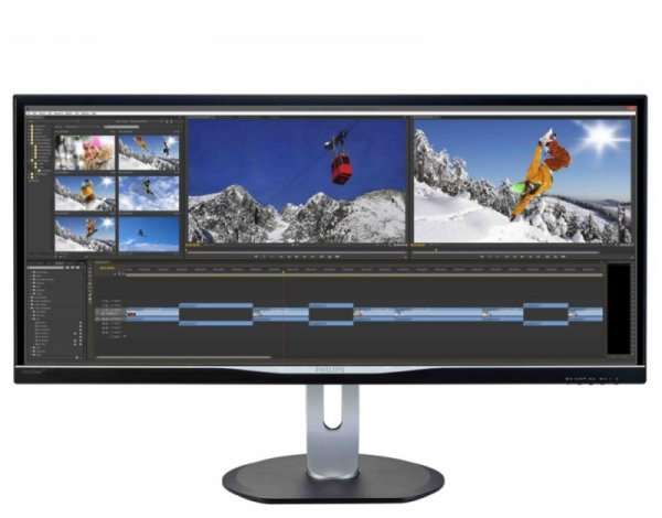 Philips BDM3470UP/00 - 34 - LED - HDMI DVI VGA