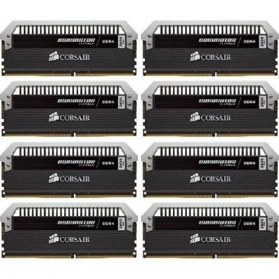 Corsair  128GB DDR4-2400 Octa-Kit, CMD128GX4M8A2400C14, DominatorPlatinum