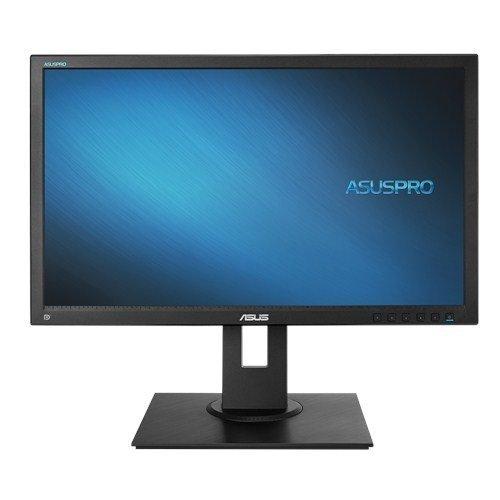 ASUS BE249QLB, czarny, DVI, DisplayPort, VGA, USB, Pivot
