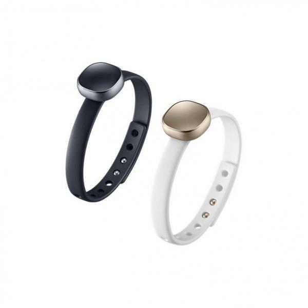 Samsung Opaska fitness Charm LCD czarna