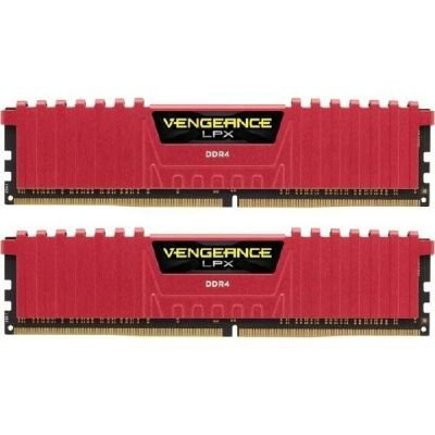 Corsair Vengeance LPX czerwony 8GB DDR4 Kit 4266 CL19 (2x4GB)