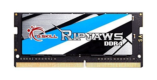 G.Skill SO-DIMM 8GB DDR4-2400, F4-2400C16S-8GRS, Ripjaws