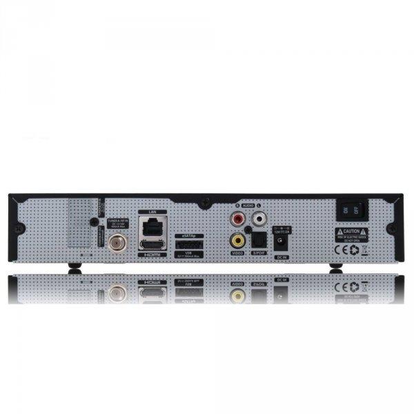 Xtrend ET 7500 HD Linux Sat-Receiver (DVB-S), HbbTV, PVR ready, 2x Kartenleser, Plug & Play Tuner