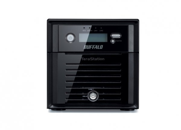 Buffalo 4TB TeraSation 3200 2U3/2GL, NAS