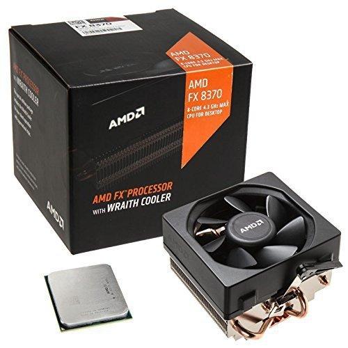 AMD FX-8370 WRAITH, Prozessor FD8370FRHKHBX