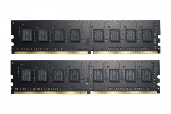G.Skill 16GB DDR4-2133 Kit, czarny, F4-2133C15D-16GNT, Value