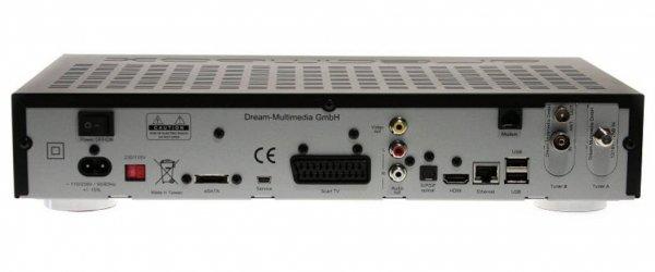 Dream Multimedia DM 7020 HD V2 1GB PVR S2/C/T black