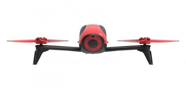 Parrot Bebop 2 czerwony & Skyc. Black; PF726100AA