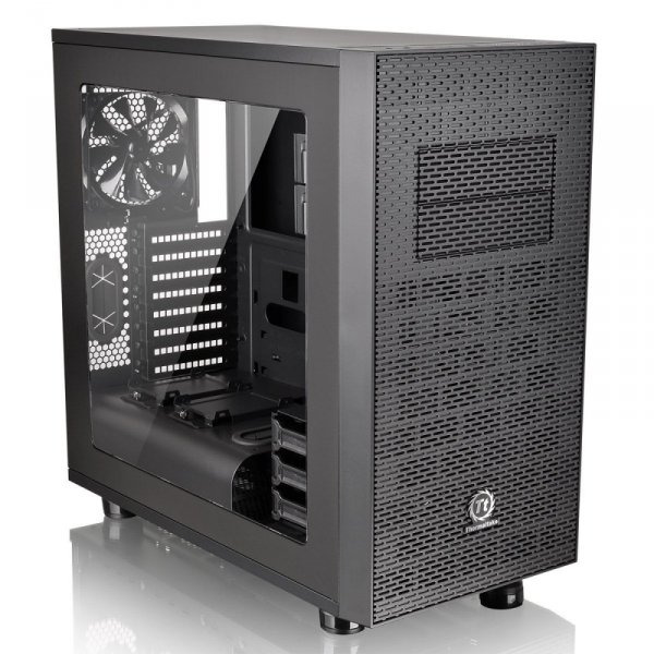 Thermaltake Core X31 Window, Tower czarny