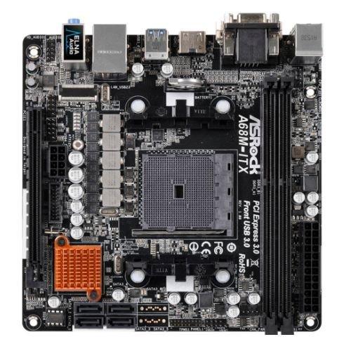ASRock A68M-ITX Sound G-LAN SATA3 USB 3.0