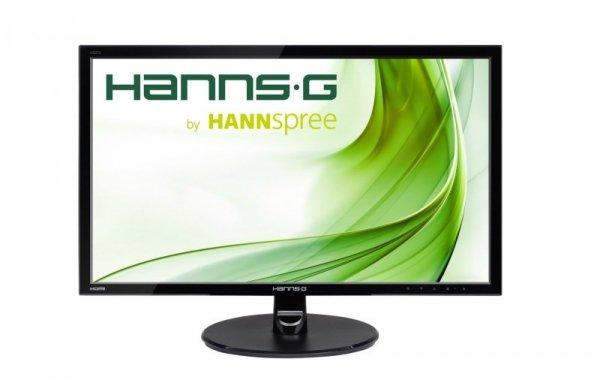 Hanns.G HS272HPB - LED - 27 Cali - HDMI DVI VGA
