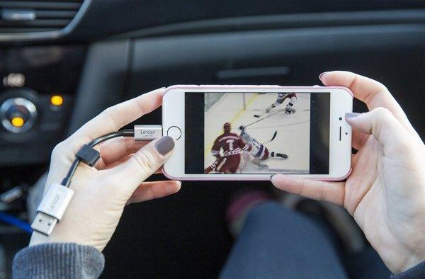 Lexar JumpDrive USB 3.0 16GB C20i Mobile