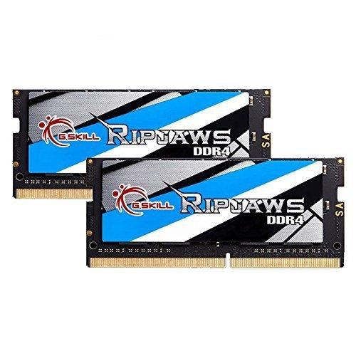 G.Skill SO-DIMM 16GB DDR4-2666 Kit, F4-2666C18D-16GRS