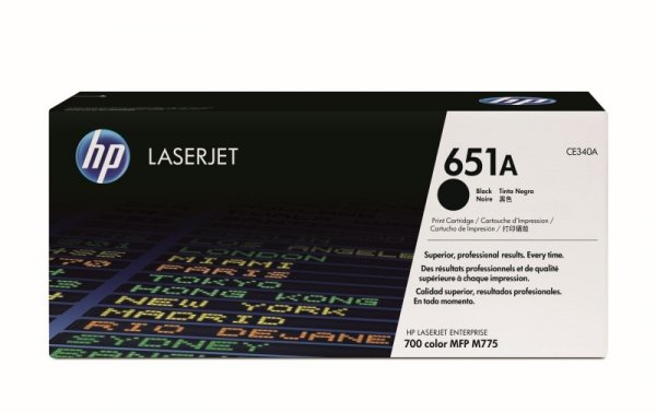Toner HP M775         black       CE340A   13500 str.