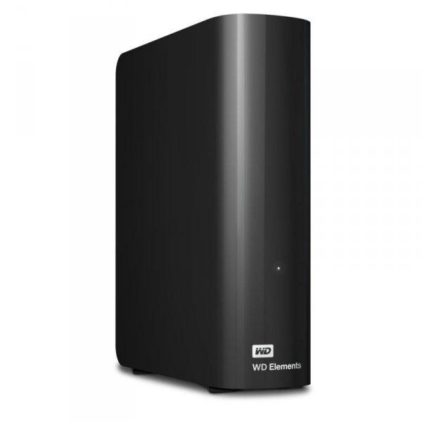 WD Elements Desktop 4 TB czarny dysk zewnętrzny USB 3.0
