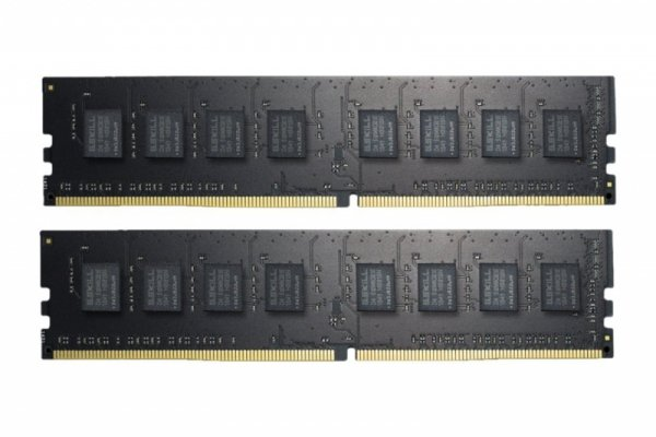 G.Skill 16GB DDR4-2400 Kit, F4-2400C15D-16GNT, Value