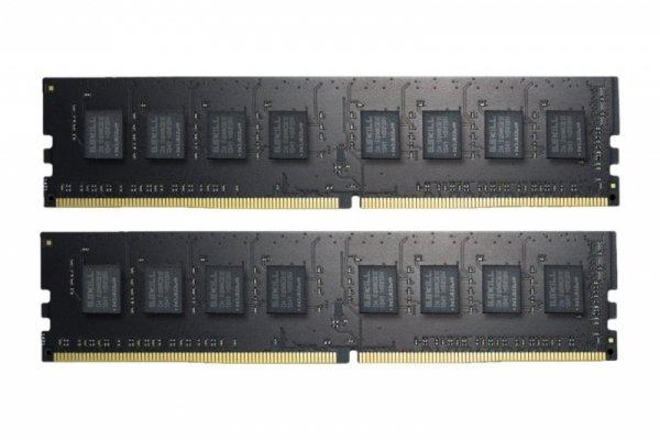 G.Skill 16GB DDR4-2400 Kit, F4-2400C15D-16GNT, Value