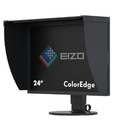 EIZO CG2420 ColorEdge, czarny, HDMI, DVI, DisplayPort, USB 3.0, Pivot