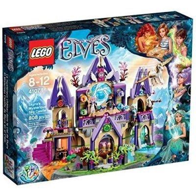Lego Elves 41078  Skyras Mystic Heaven Castle
