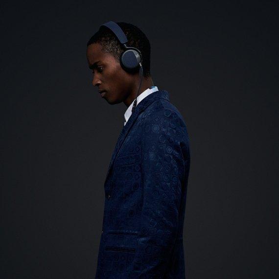 Bang & Olufsen BeoPlay H2 Słuchawki carbon niebieski