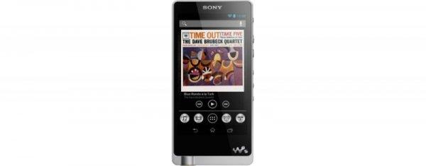 Sony NWZ-ZX1S              128GB silver
