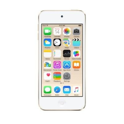 Apple iPod touch 16 GB 6. Generation gold MKH02FD/A