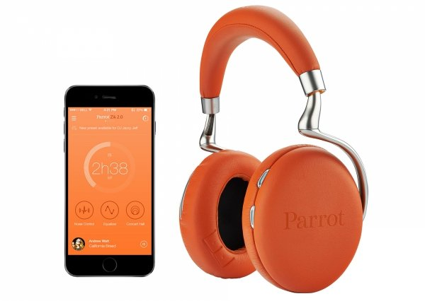 Parrot Zik 2.0 orange - PF561005AA
