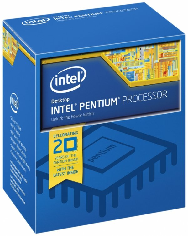 Intel Pentium G4400 2x 3.30GHz, Sockel 1151, 3MB Cache, Dual-Core, boxed