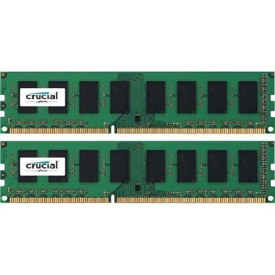 Crucial 32GB Kit DDR3L 1600 MT/s 16GBx2 UDIMM 240pin
