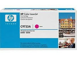 Toner HP CLJ5500 Contract magenta     C9733A   12000 str.