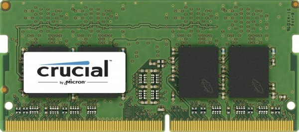 Crucial SO-DIMM 8 GB DDR4-2400, CT8G4SFS824A