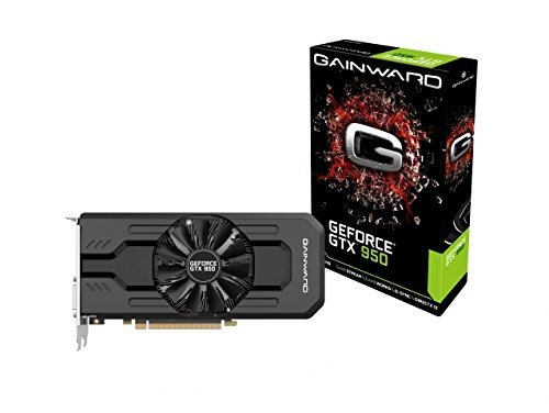 Gainward GeForce GTX 950  2GB GDDR5, 2x DVI, HDMI, DisplayPort