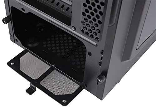 Corsair Carbide Series 88R, Tower czarny, Window-Kit
