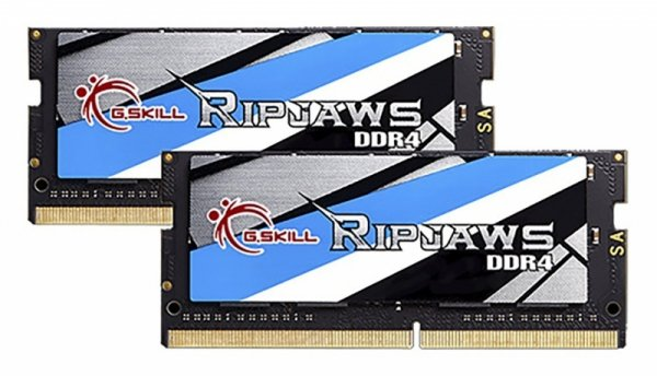 G.Skill SO-DIMM 16 GB DDR4-2800 Kit, F4-2800C18D-16GRS