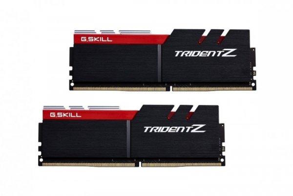 G.Skill 16 GB DDR4-3733 Kit, F4-3733C17D-16GTZA, Trident Z