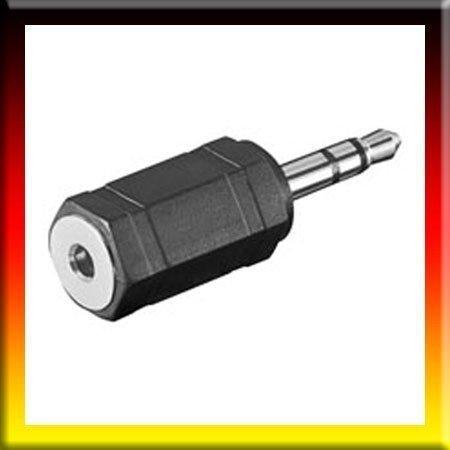 goobay Adapter 3.5mm -> 2.5mm St-Bu