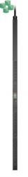 APDU9981EU3 Zarządzana listwa zasilająca PDU Netshelter 9000 do montażu w szafie, zero U, 11 kW, 230 V, (21) C13 i (3) C19