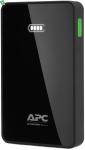 M5BK-EC Przenośny akumulator APC Mobile Power Pack, 5000 mAh litowo-polimerowy, czarny.