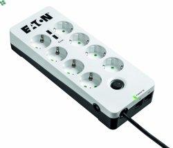 PB8TUD Eaton Protection Box 8 USB Tel@ (PB8TUD) (2 x USB, zabezp. tel.)